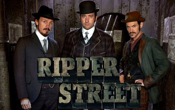 Ripper Street - Series 4 / Amazon / BBC (Co-Casting with Kate Rhodes James)