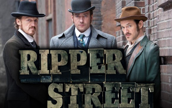 Ripper Street - Series 5 - Amazon / BBC (Co-Casting with Kate Rhodes James)